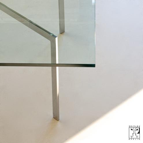 Mies Van Der Rohe Barcelona Tisch Zeitlos Berlin